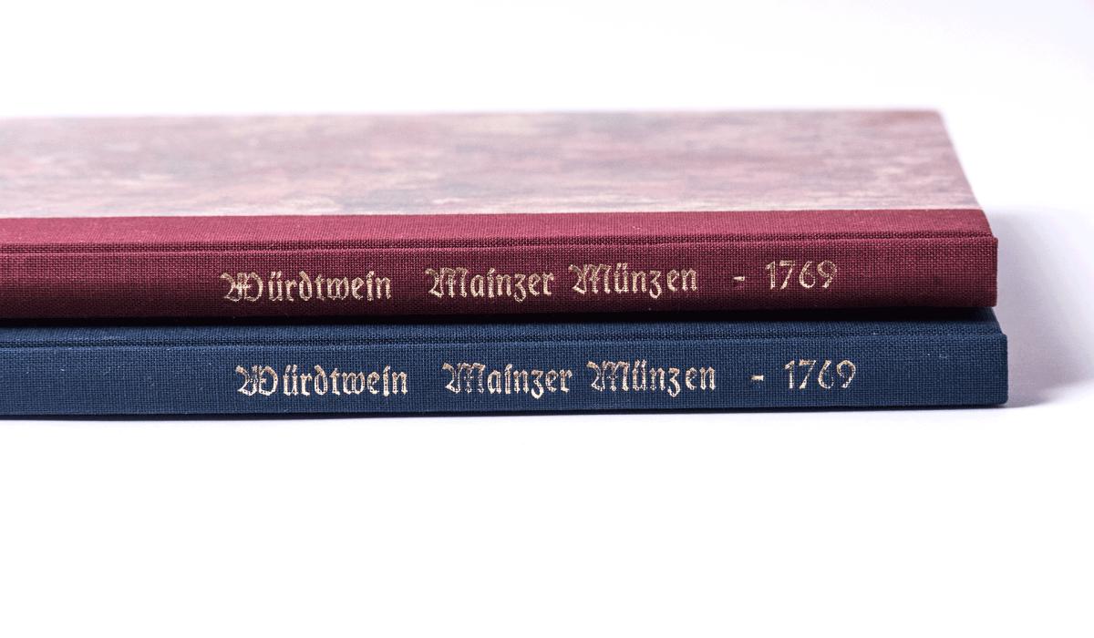 MainzerMuenzen1769_Buchruecken